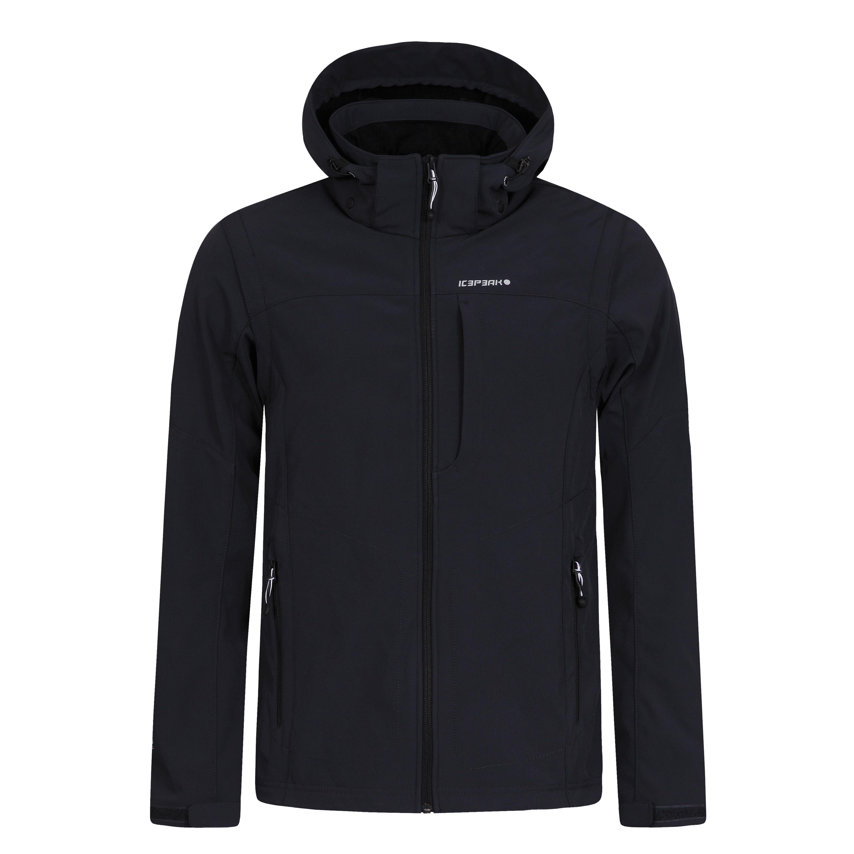 Jacket Icepeak Leonidas black
