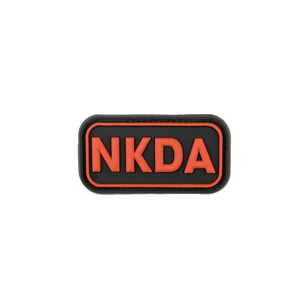 3D-Patch NKDA - No Known Drug Allergies blackmedic
