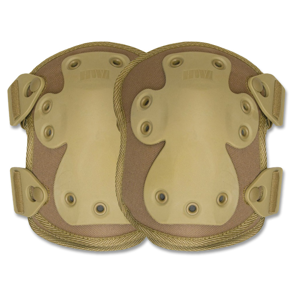 Knee Pads HWI Next Generation brown