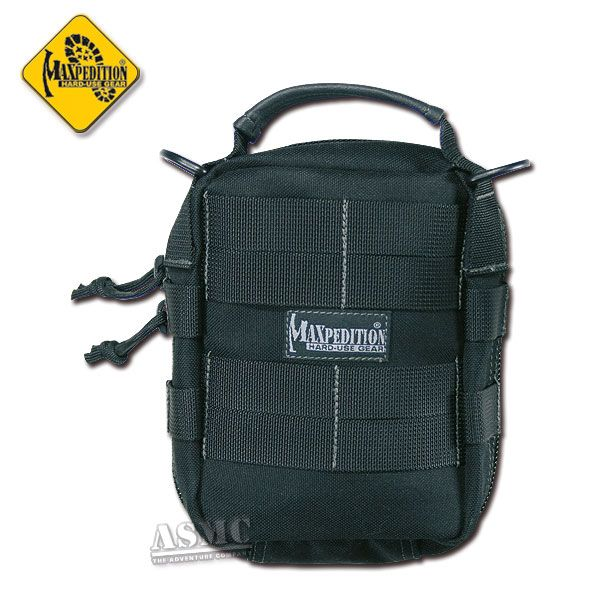 Maxpedition FR-1 Combat Medical Pouch black
