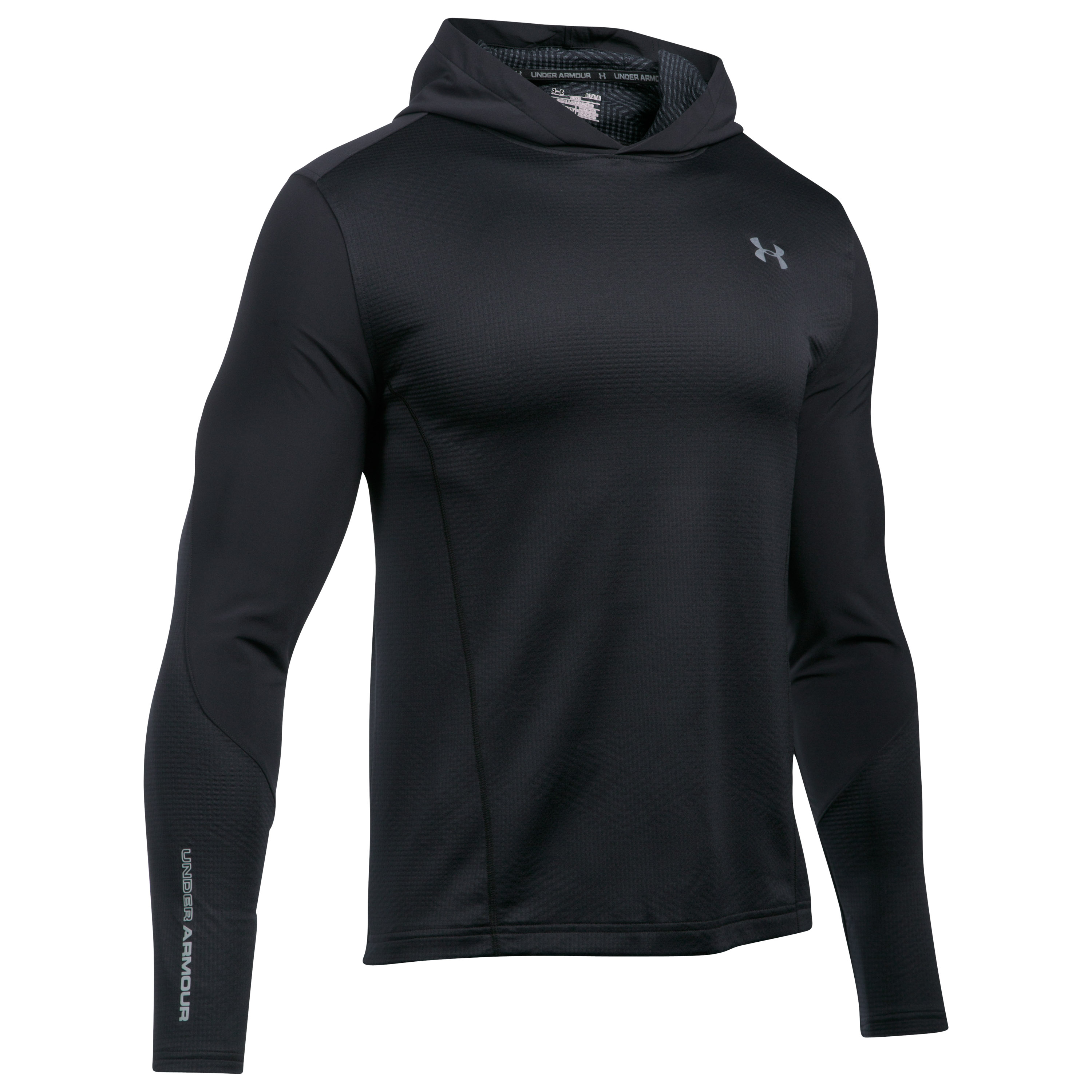 Under Armour Pullover Infrared Grid black