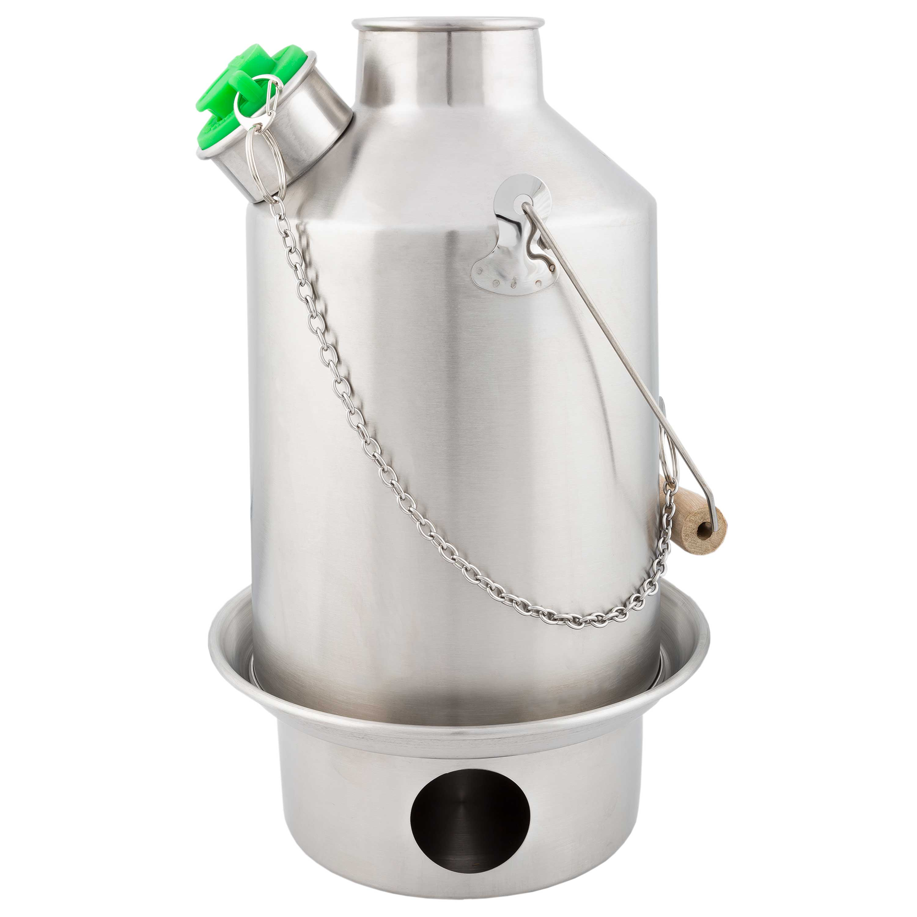 Kelly Kettle Scout Stainless Steel 1.2 L