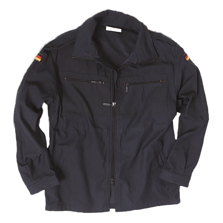 German Navy Board Jacket TL dark blue