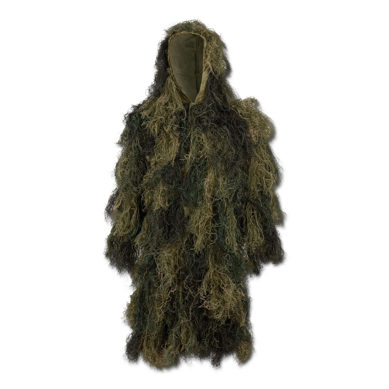 Ghillie Jacket MFH woodland