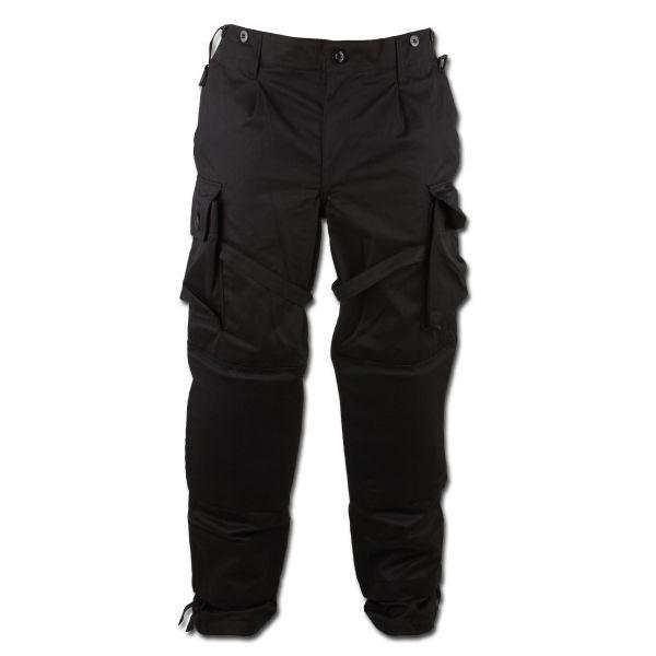 Field Pants Leo Köhler black