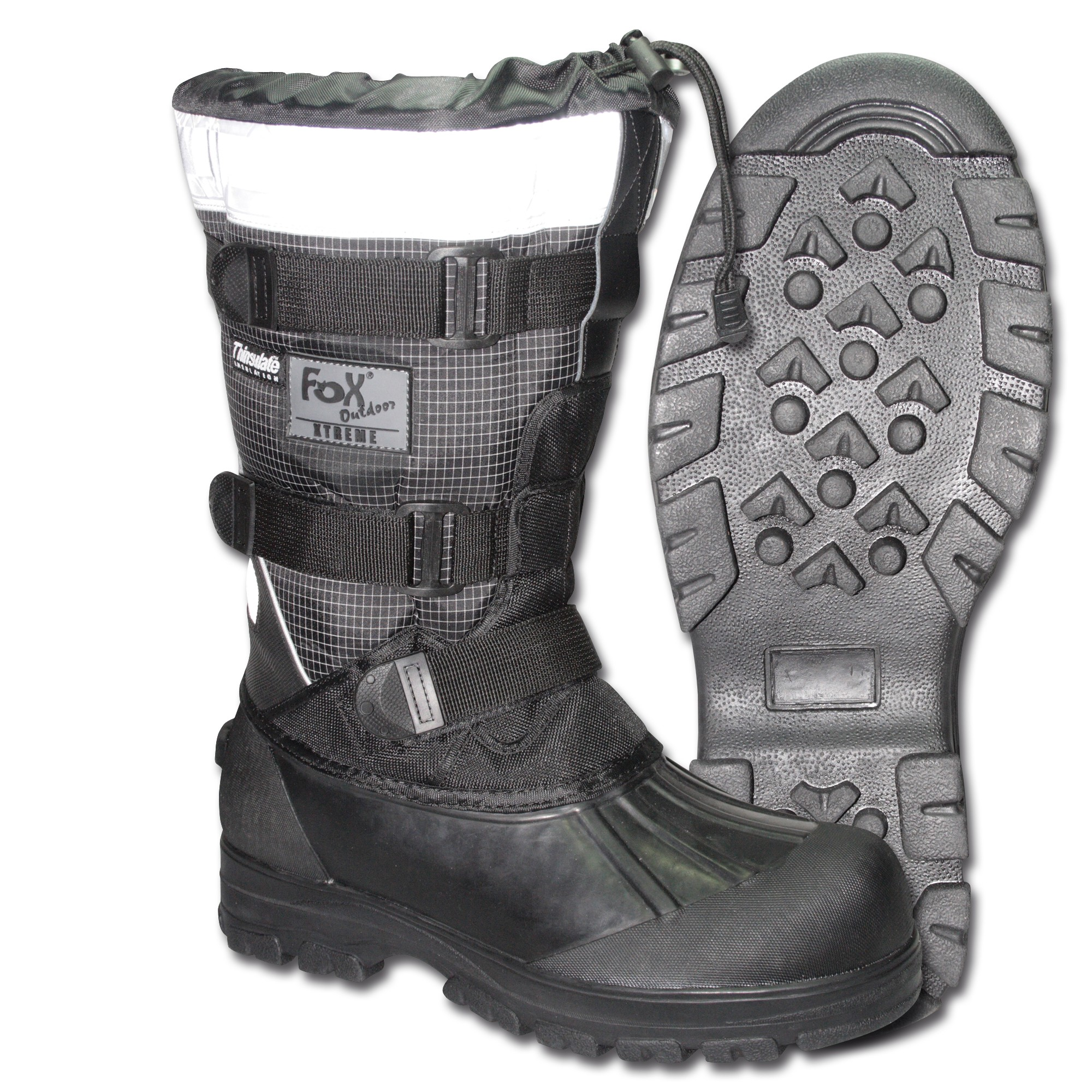 Cold Weather Boots Fox Xtreme