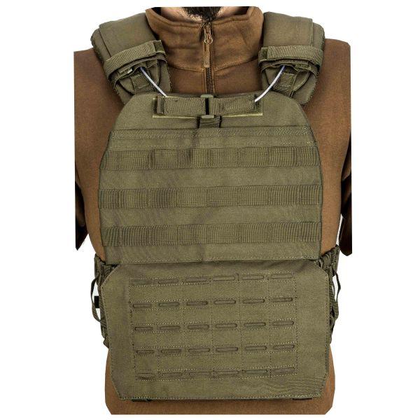 Tactical Vest Laser MOLLE olive