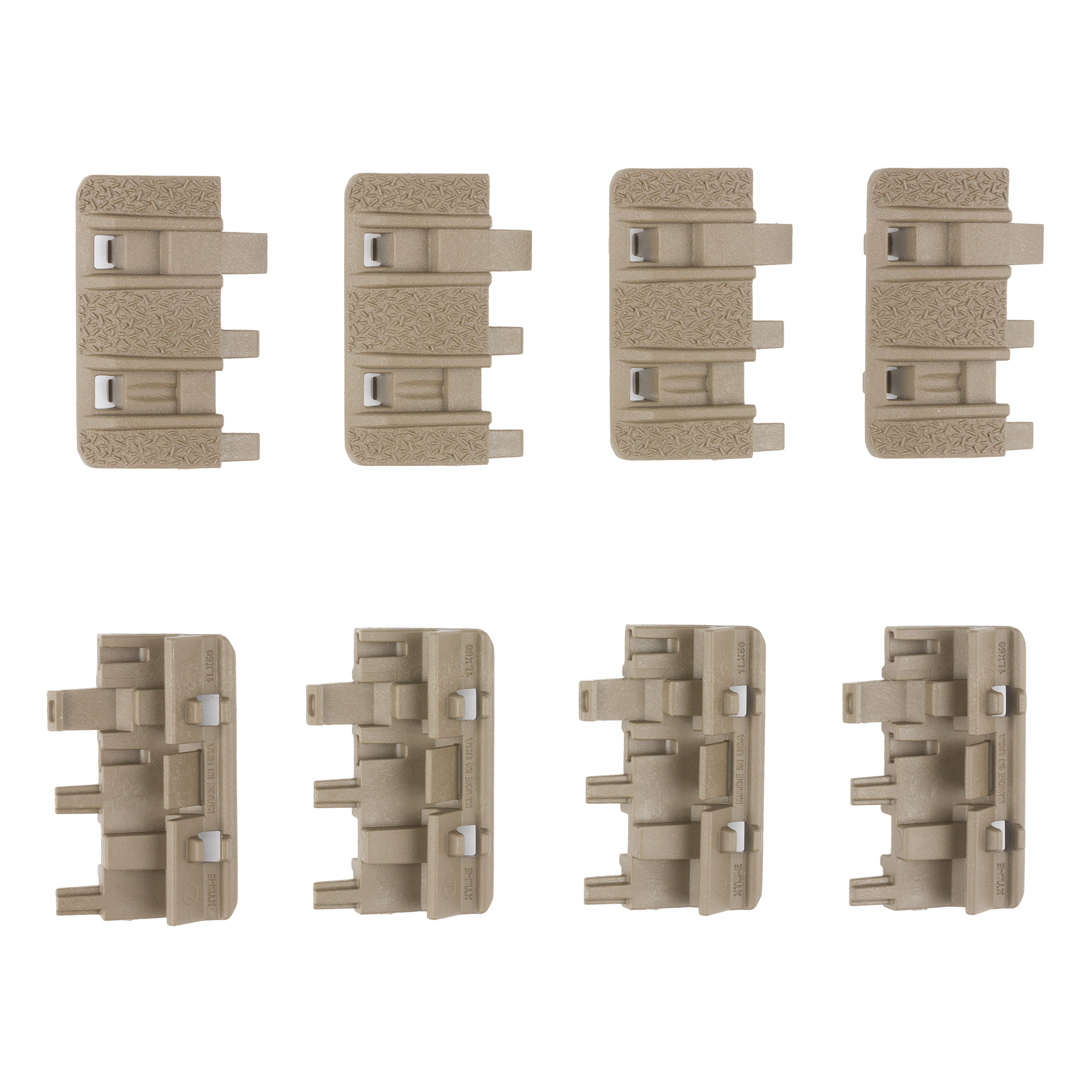 Magpul XTM Rail Panels tan