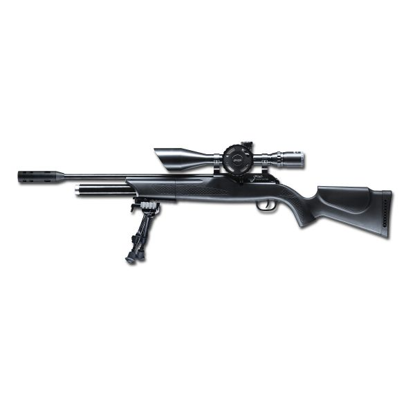 Compressed Air Rifle Walther 1250 Dominator FT Set