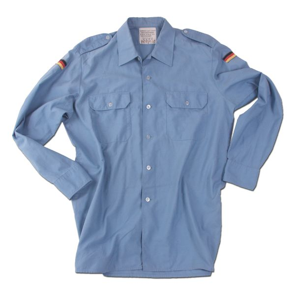 BW Navy Service Shirt Used