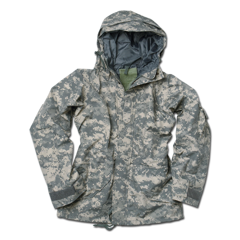 Wet Weather Jacket Mil-Tec AT-digital