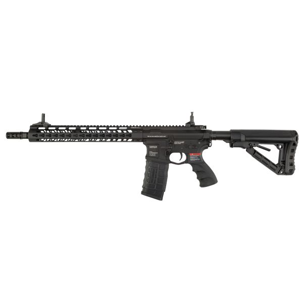 G&G Airsoft Rifle GC16 E.T.U. Wild Hog 13.5 Inch S-AEG black