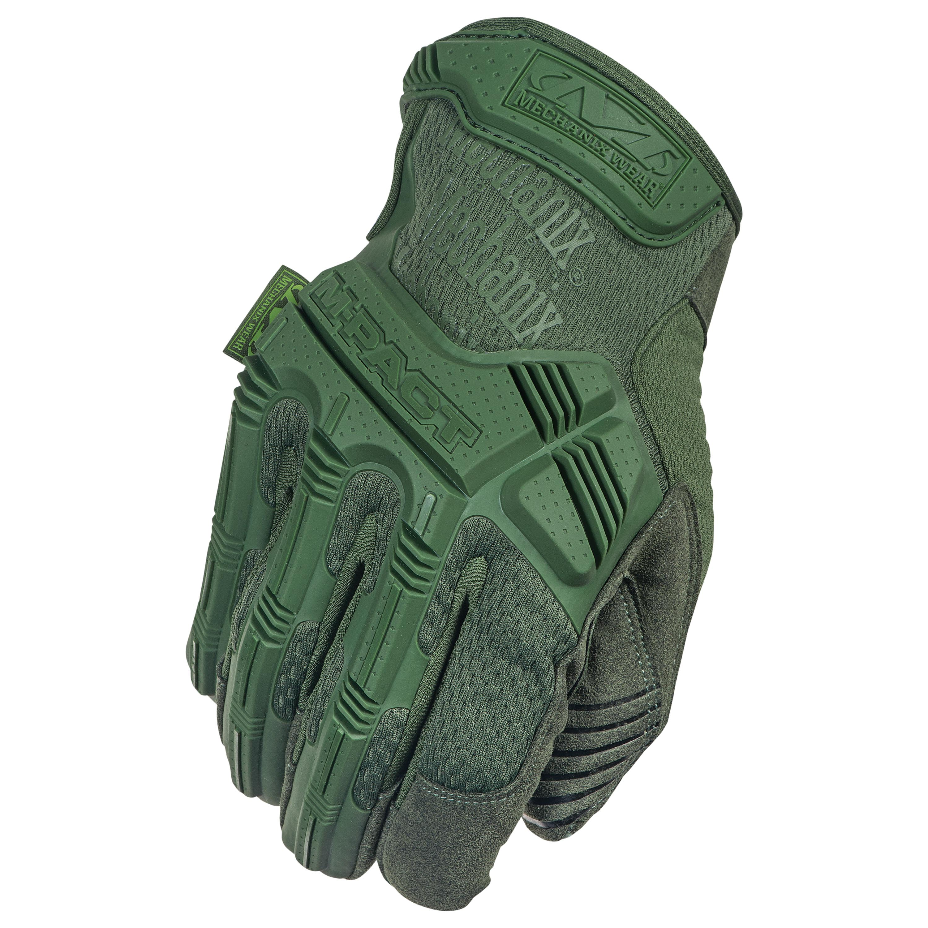 Mechanix Wear Gloves M-Pact OD green