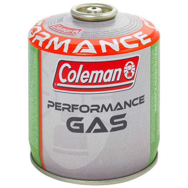 Coleman Screw Cartridge C500 Performance