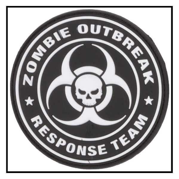 3D-Patch Zombie Outbreak Response Team swat