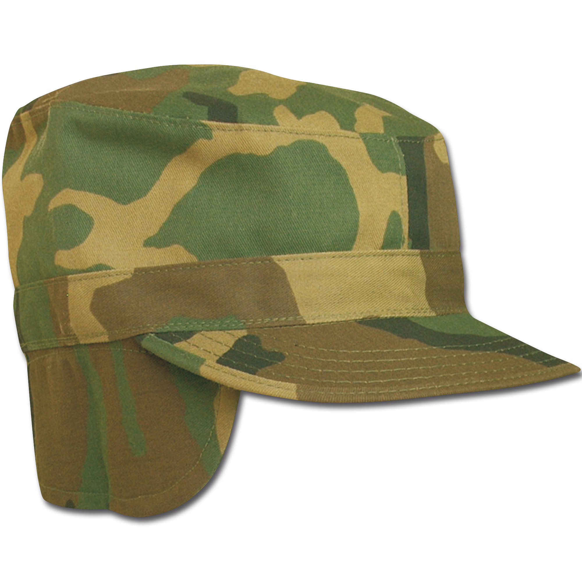 BDU Cap Winter woodland