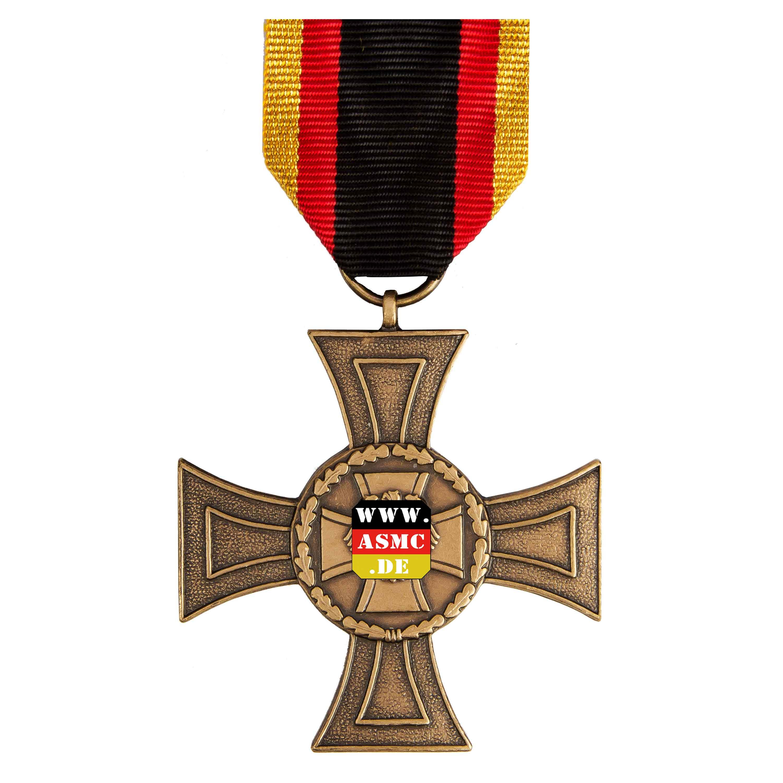 Medal Award Ehrenkreuz der Bundeswehr bronze