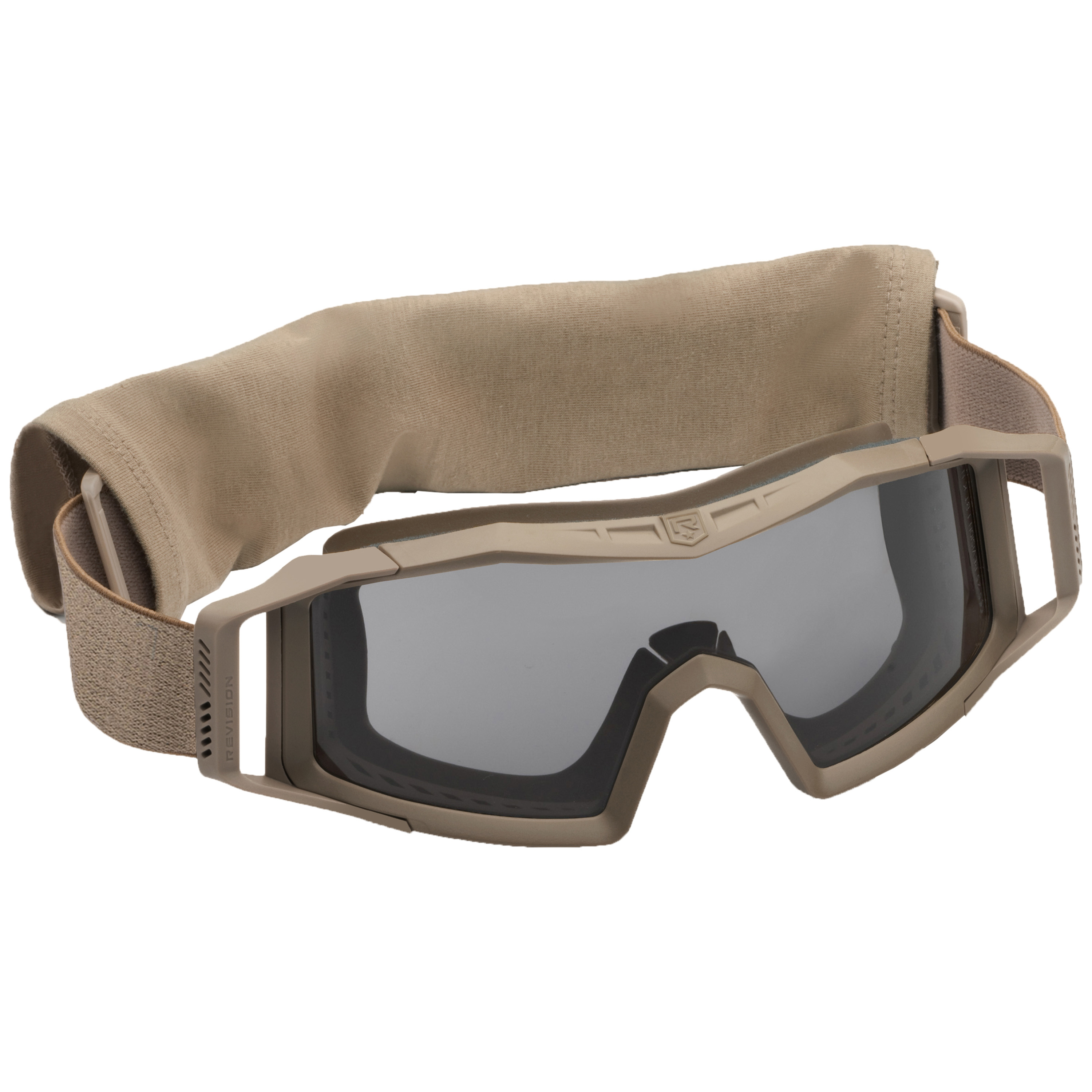 Revision Goggles Wolfspider Basic tan/smoke lens