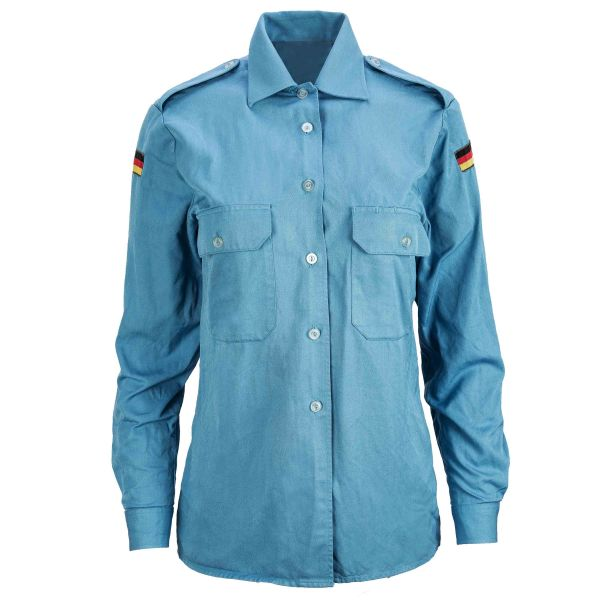 Used BW Marine Womens Service Shirt