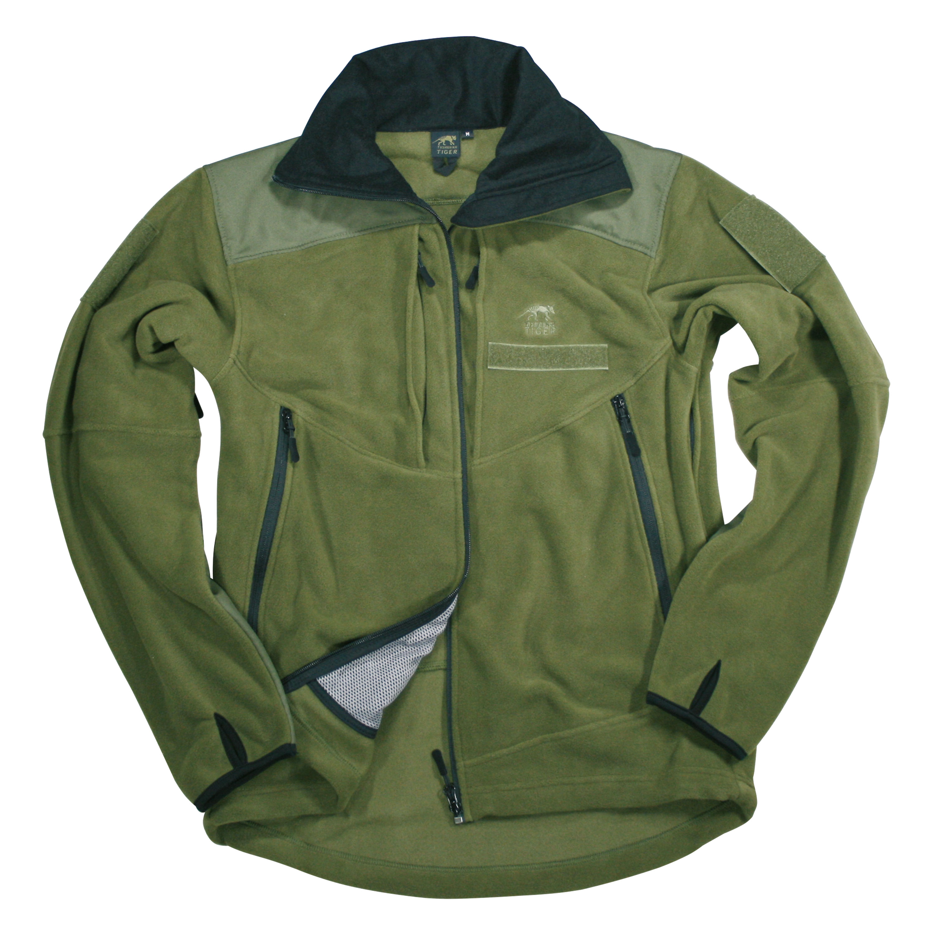 Fleece Jacket TT Colorado olive