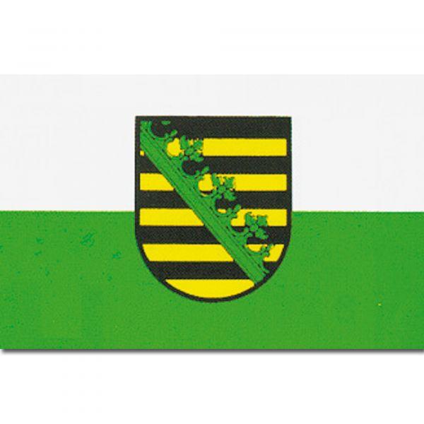 Flag Sachsen