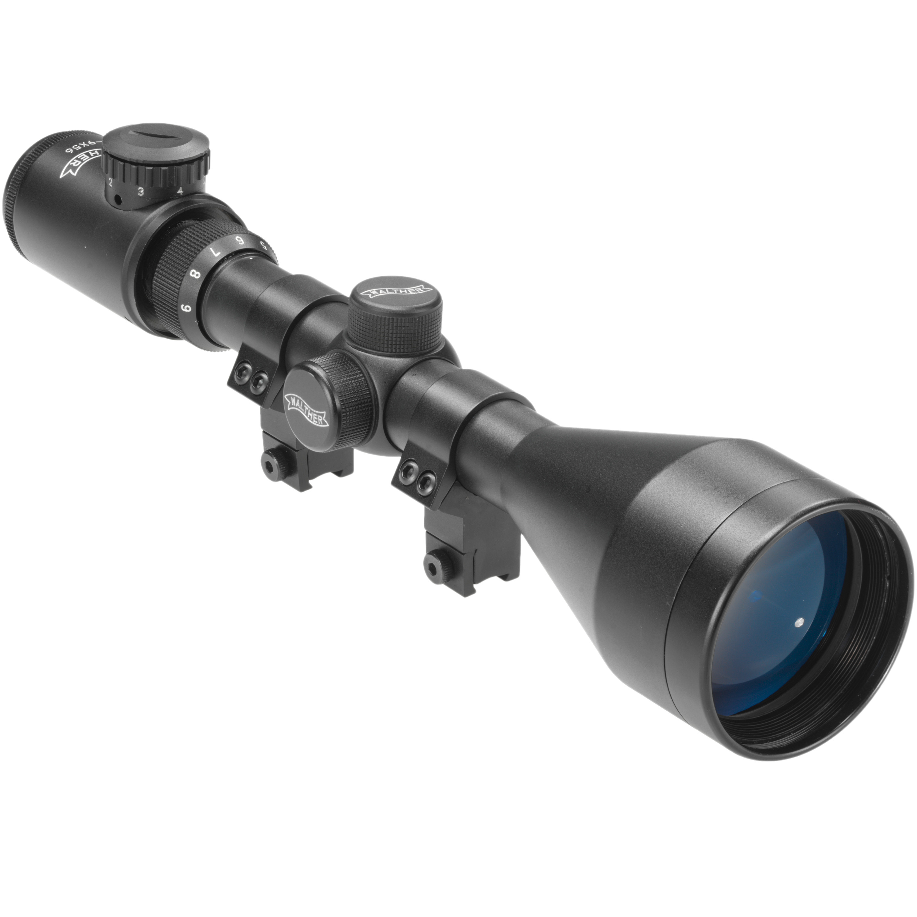 Rifle Scope Walther 3-9 x 56