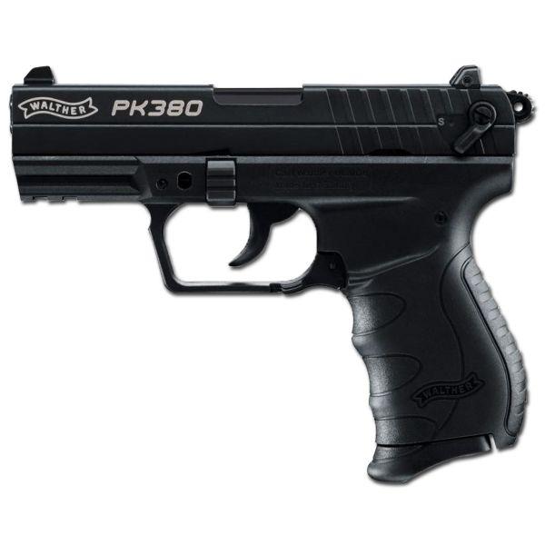 Pistol Walther PK380 gunmetal-finished