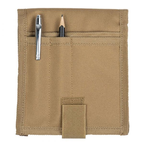 Mil-Tec BW Notepad Pouch A6 coyote