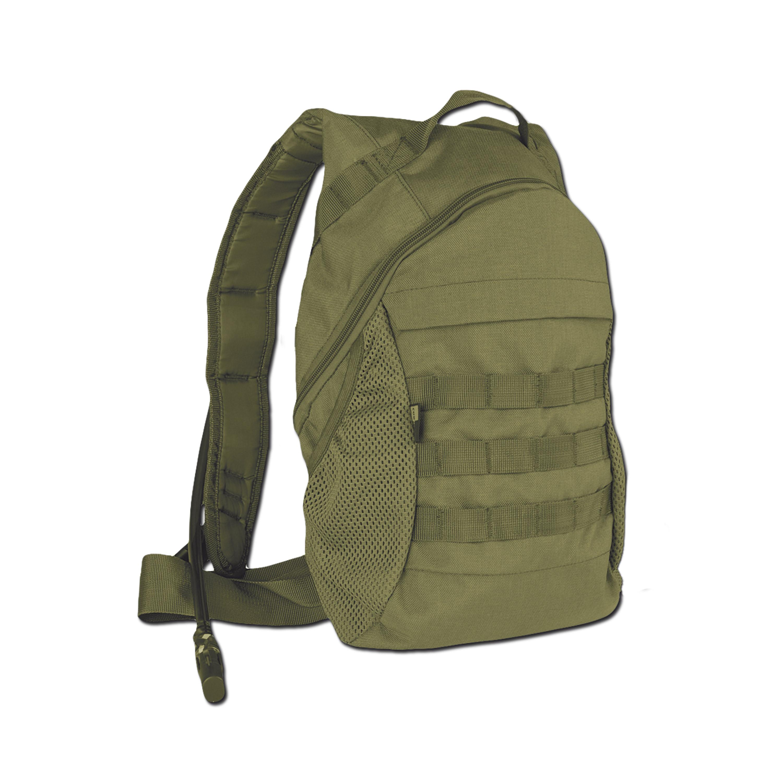 Waterpack Backpack Mil-Tec 3 L olive