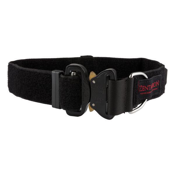 Zentauron K9 Duty Collar Chester Rugged Control black