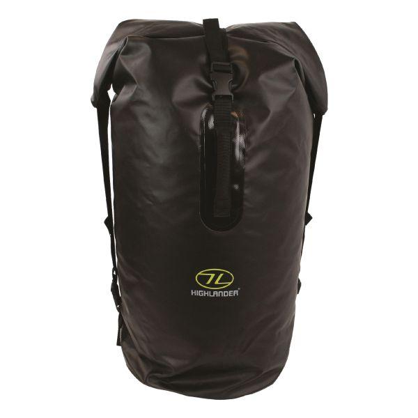 Highlander PVC Duffle Bag Troon 70L black