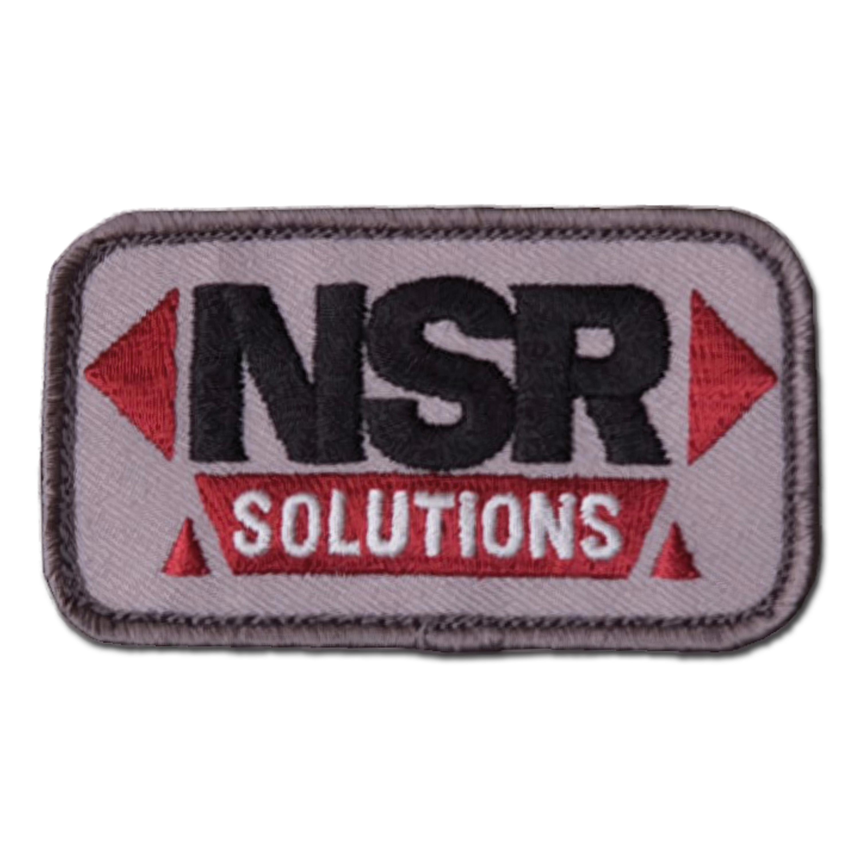 MilSpecMonkey Patch NSR Solutions gray