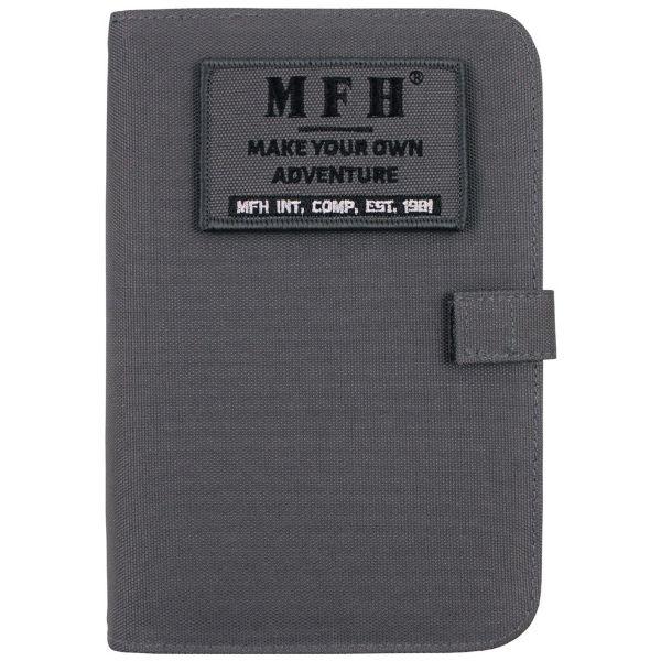 MFH Ring Organizer A6 urban gray