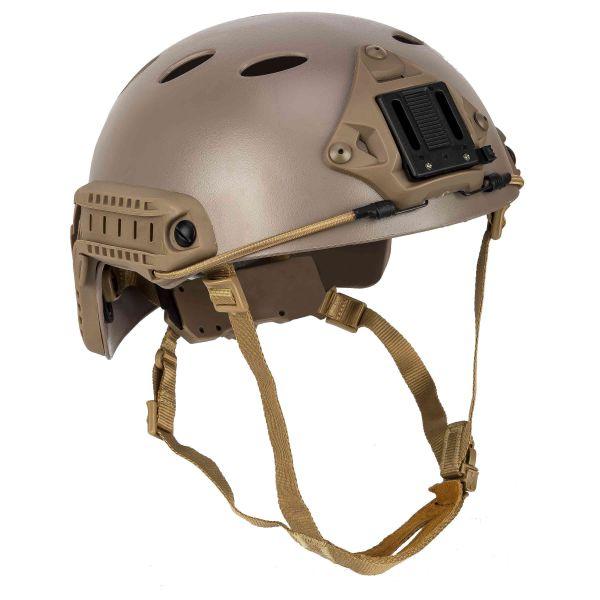 FMA Fast Helmet-PJ Medium / Large dark earth