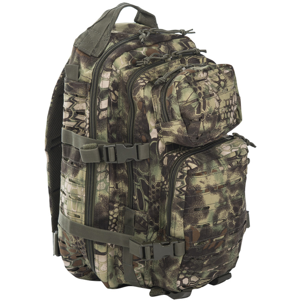 Backpack U.S. Assault Pack SM Laser Cut mandra wood