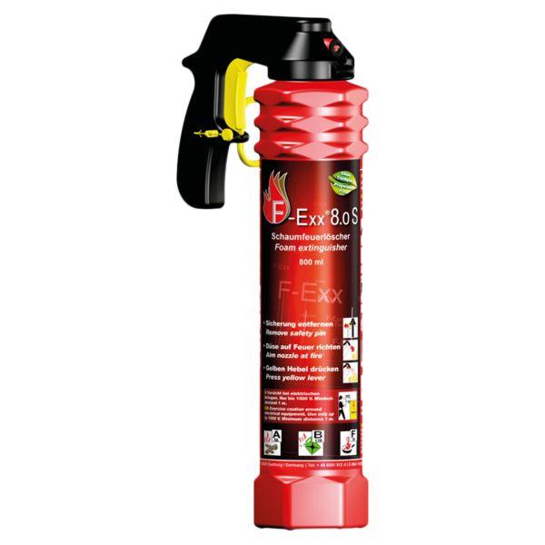 Tectro Foam Fire Extinguisher F-Exx 8.0 S