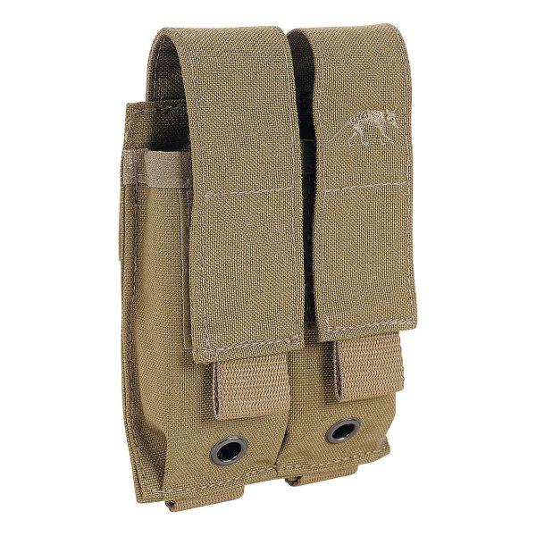 TT DBL Pistol Mag Pouch khaki