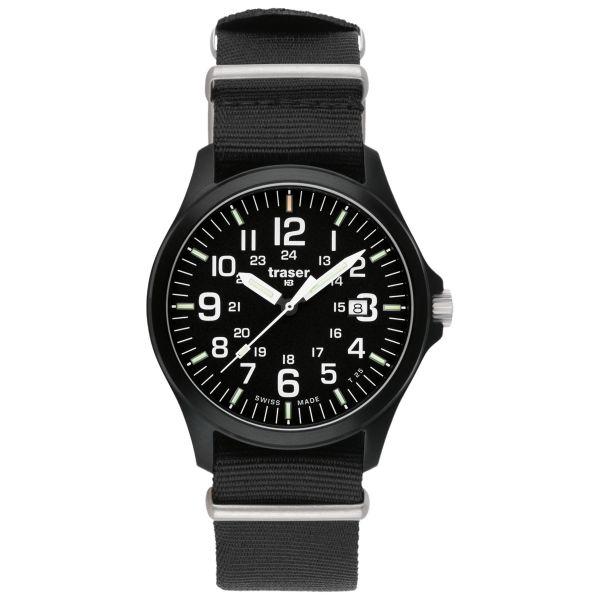 Traser H3 Watch P6704 Officer Pro Sapphire Glass