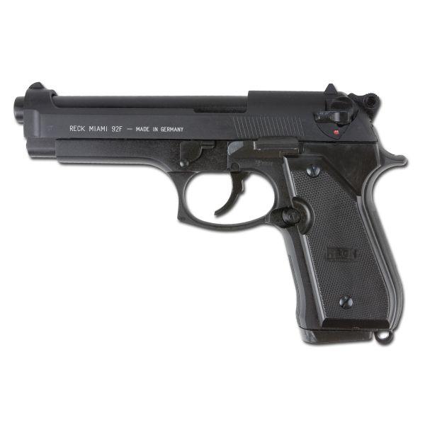 Pistol Reck Miami 92 F gunmetal-finished