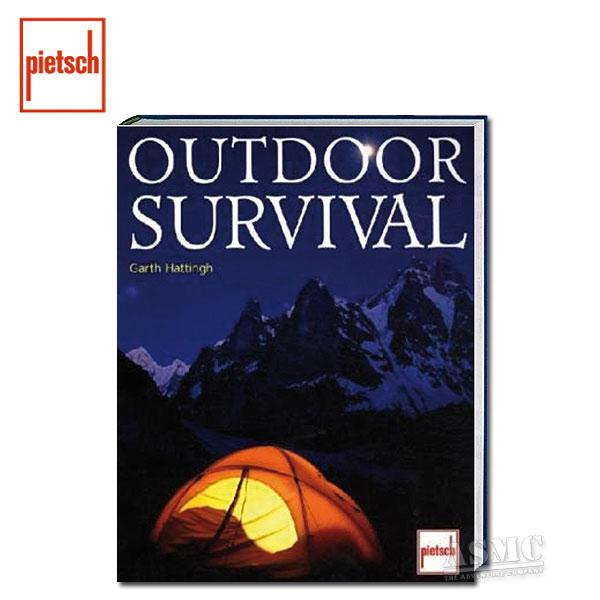 """Book """"Outdoor Survival"""""""