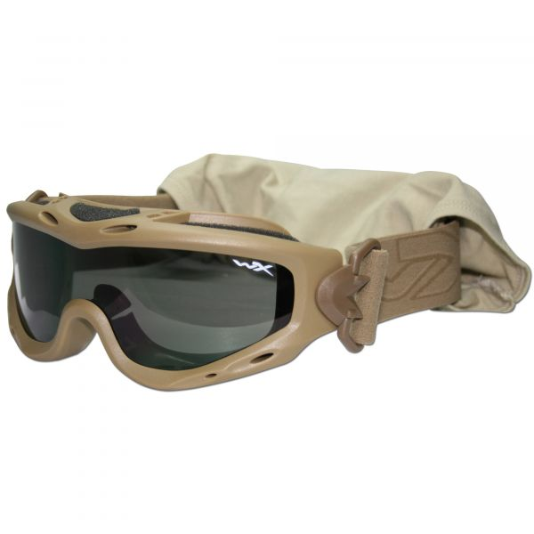 Goggles Wiley X Spear tan