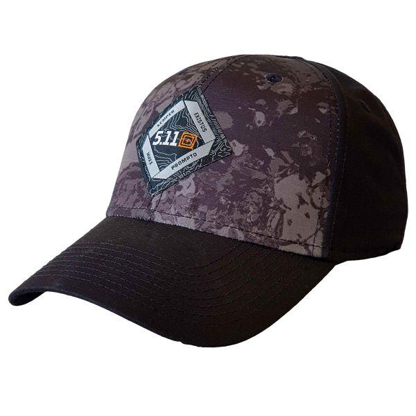 5.11 Baseball Cap Annual Cap black