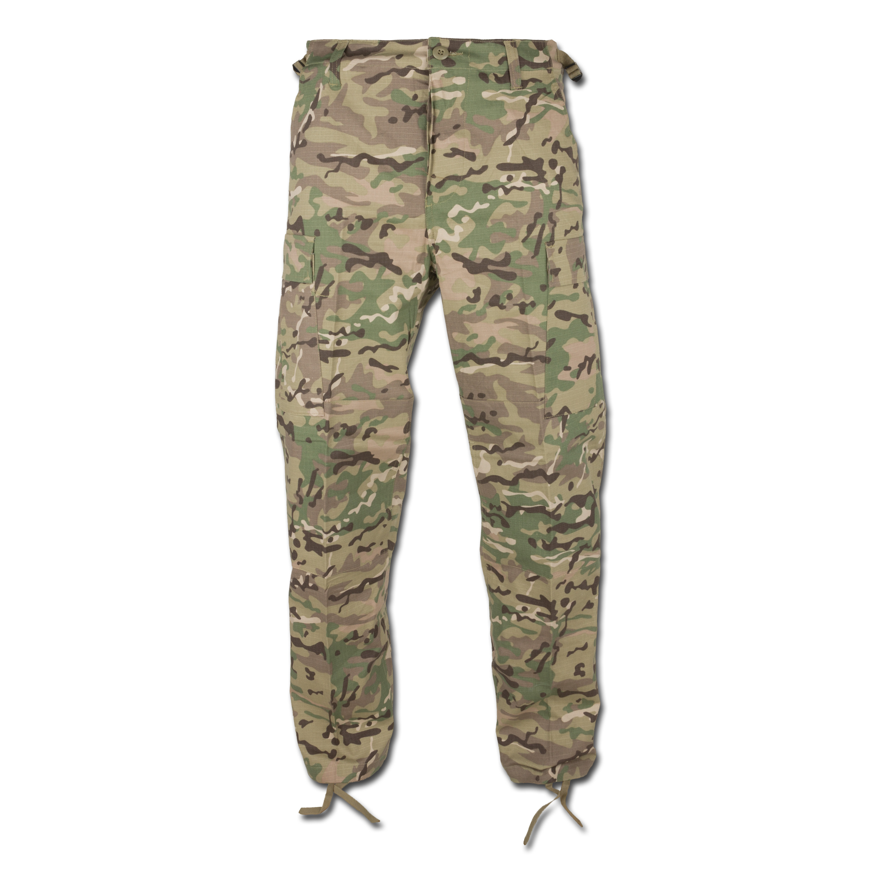 BDU Pants MFH Ripstop operation-camo