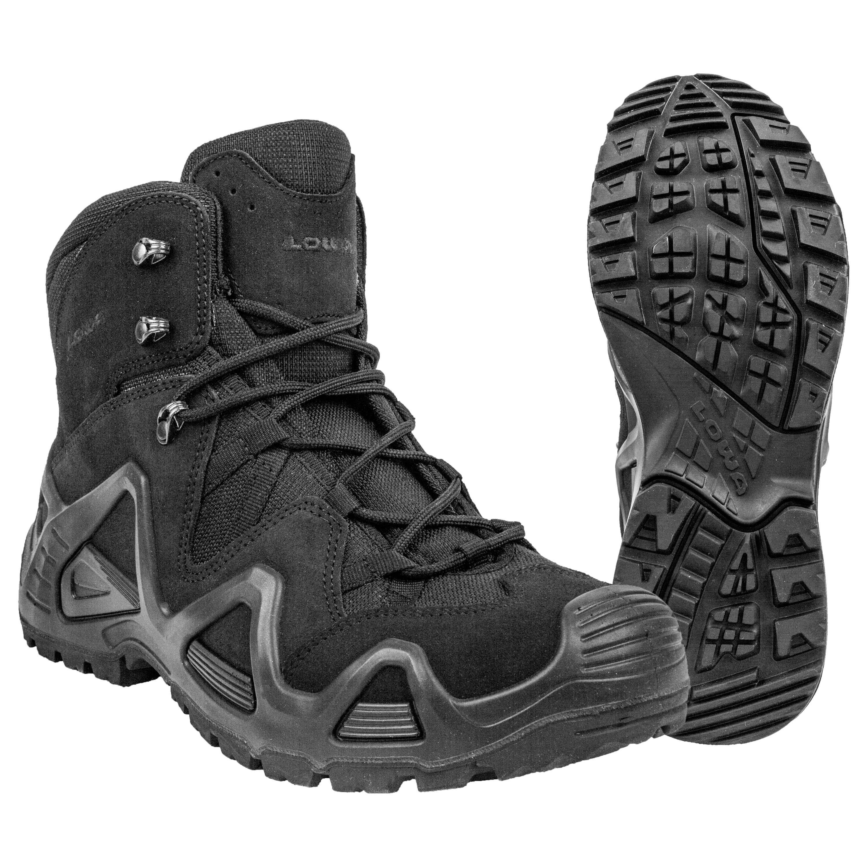 Boot LOWA Zephyr Mid TF GTX black