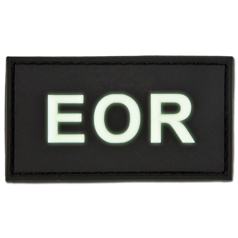 3D-Patch EOR - Explosive Ordnance Reconnaissance black/GID