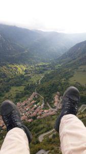 Montsegur/Pyrenäen