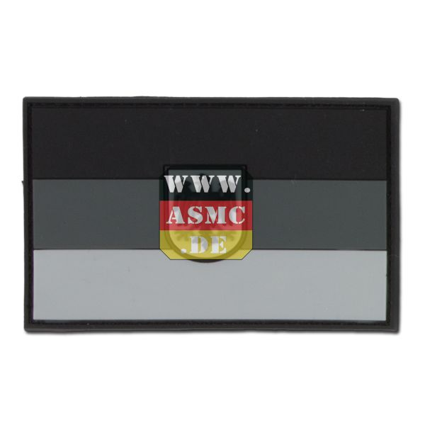 3D-Patch Germany subbed with Coat of Arms gray