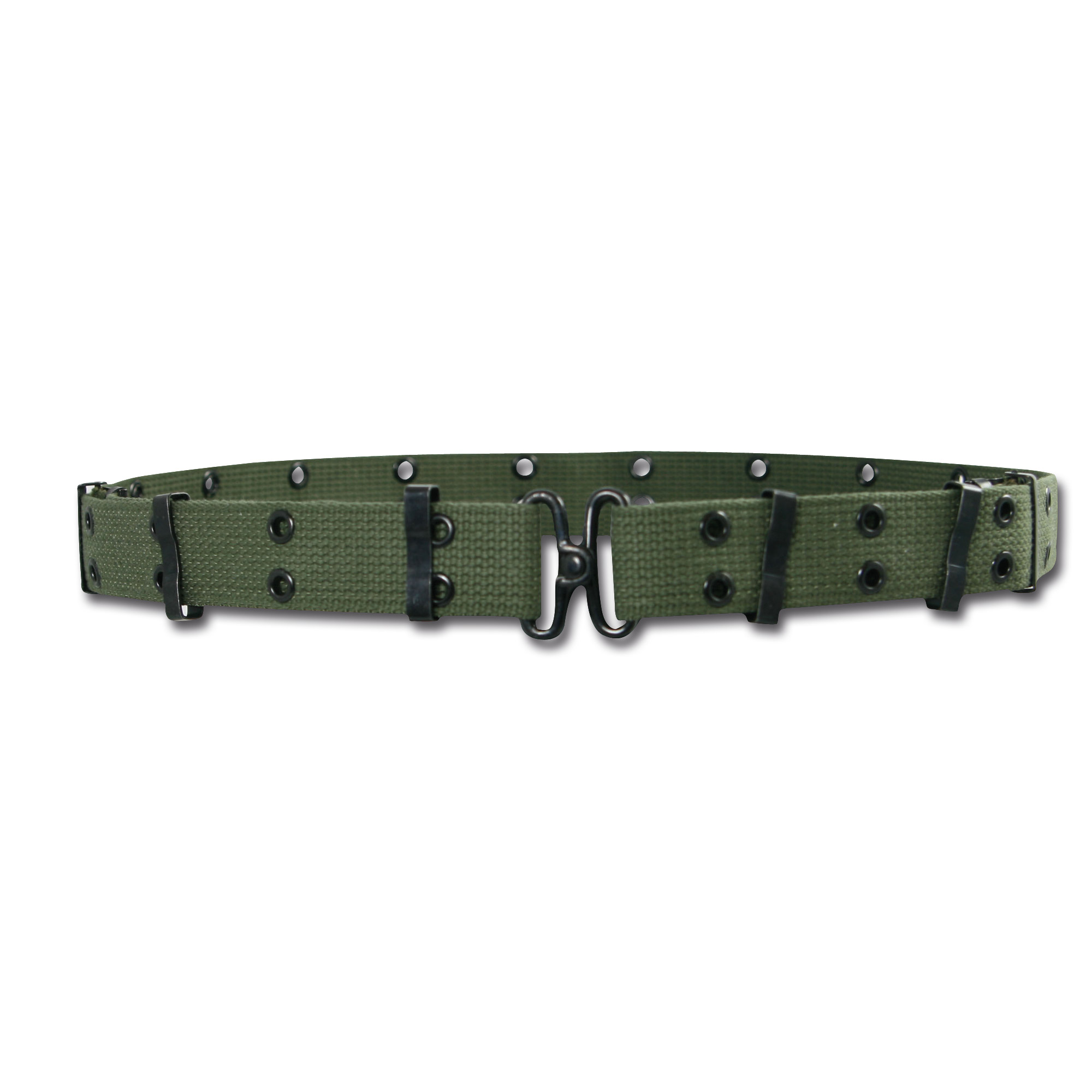 Mini Pistol Belt olive