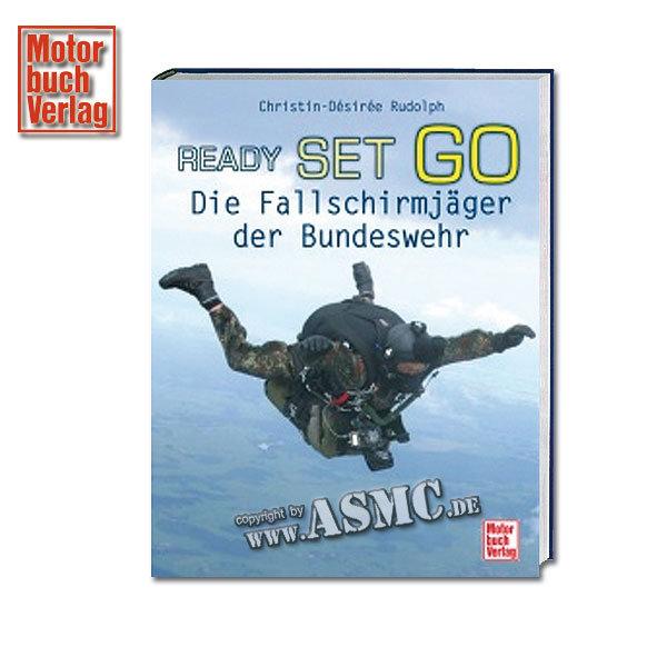 Book Ready Set Go: Die Fallschirmjäger der Bundeswehr