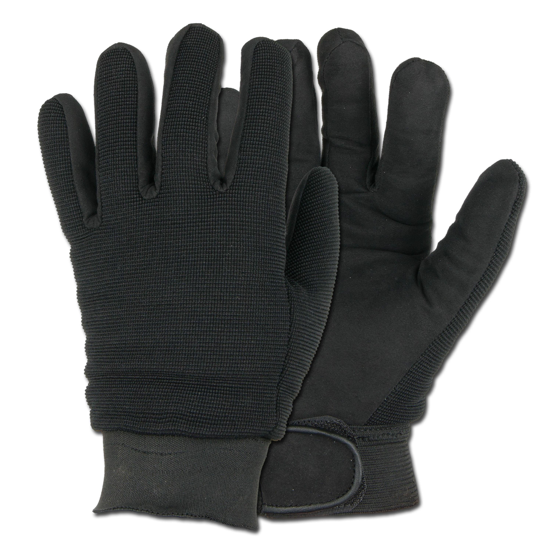 Gloves Mechanic black